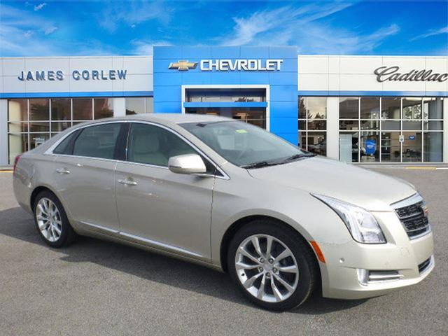 Cadillac XTS 4DR SDN LUXURY COLLECTION 2016