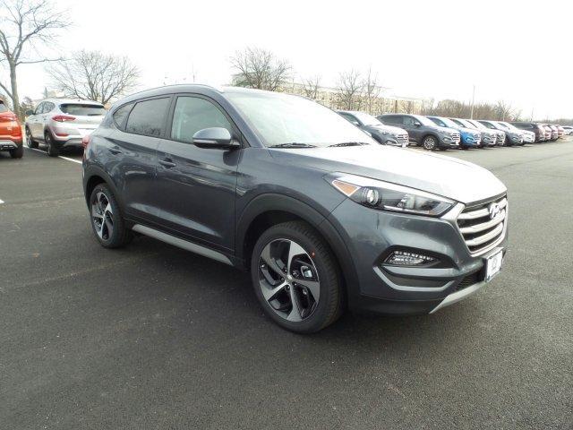 Hyundai Tucson Sport 2017