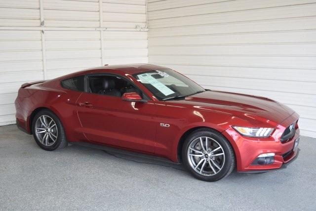 Ford Mustang GT Premium 2016