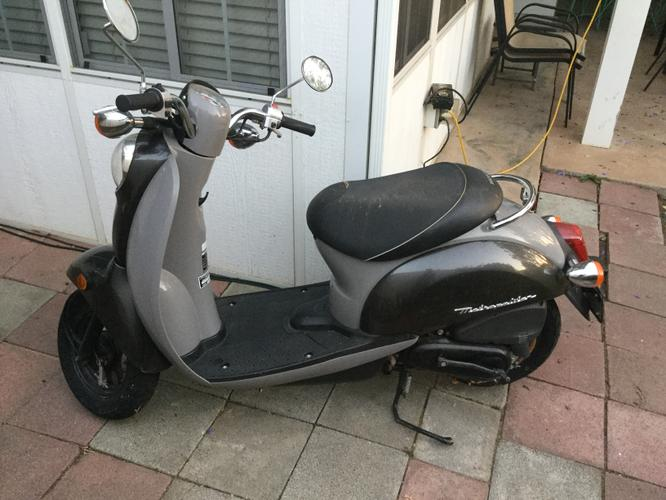 Street scooter for sale