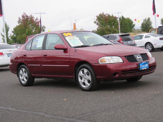 Nissan Sentra 1.8S 2004