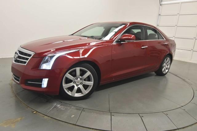 Cadillac ATS Premium RWD 2014