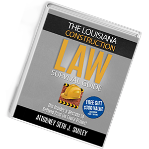 Construction Injury Lawyer Serving New Orleans