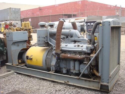 KATO GENERATOR SET 150KW 2400/4160 VOLTS