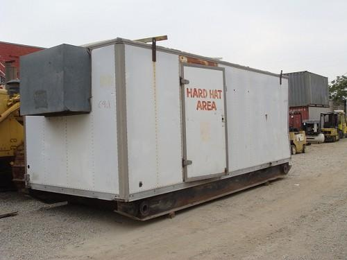 WILLIAMS & LANE (WLCT2500ME, 14,471 HOURS, 250KW, 277/480 VOLTS, DETROIT 12CYL ENGINE, SHELL NOT INC