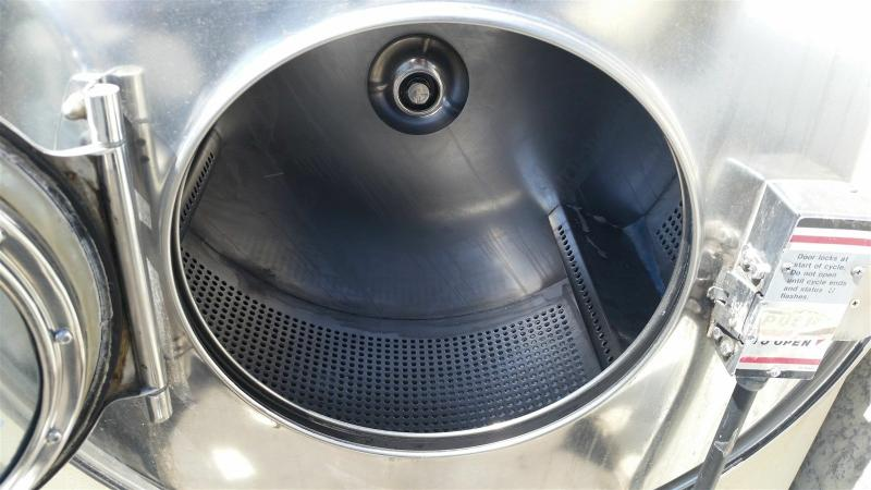 Milnor Front Load Washer Extractor AS IS