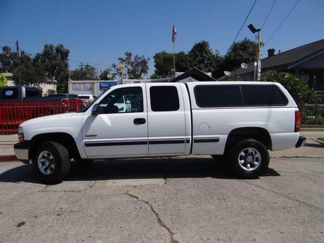 Use 2001 Chevrolet Silverado 1500 - LS 4dr Extended Cab 2WD LB
