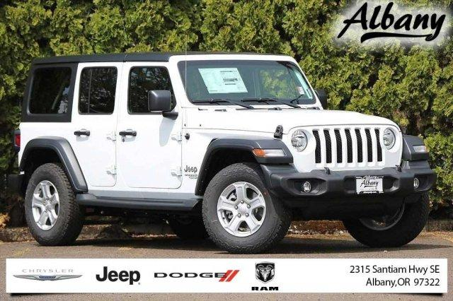 Jeep Wrangler Unlimited Sport S 2018