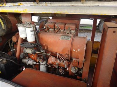 1980 ATLAS COPCO XAS 80 DD AIR COMPRESSOR