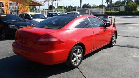 ******* 2003 HONDA ACCORD 2D COUPE***********