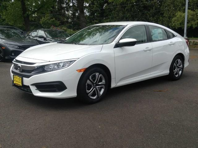 Honda Civic Sedan LX CVT 2017
