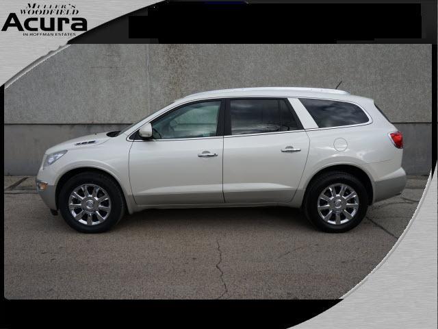 Buick Enclave premium 2012