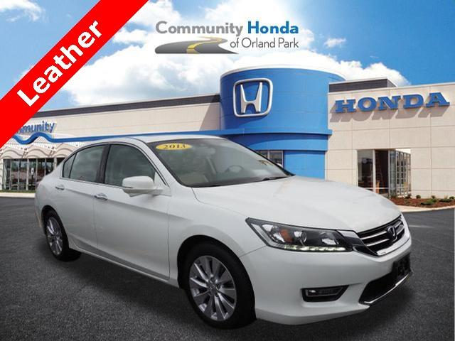 Honda Accord Sdn EX-L 2013