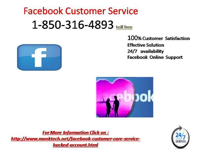 Get Instant Support for your Facebook Customer Service 1-850-316-4893