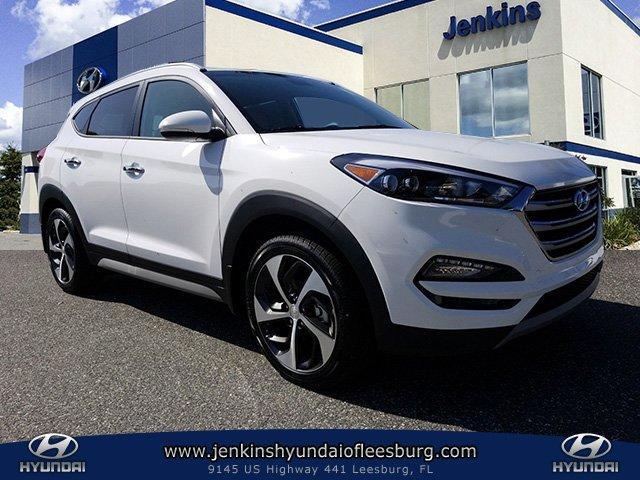 Hyundai Tucson Limited 2018