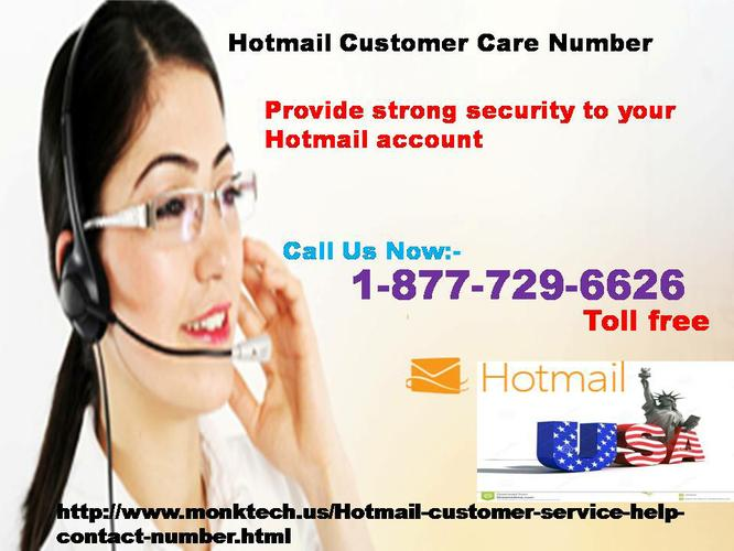 ****1-877-729-6626 Toll free Number Hotmail Customer Care Number