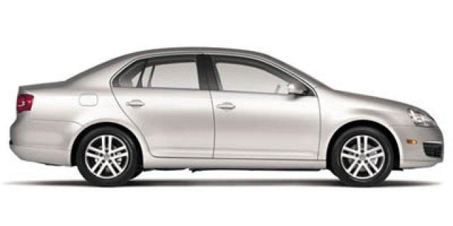 Volkswagen Jetta Sedan 1.9L TDI 2006