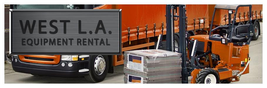 A West L A Equipment Rentals INC