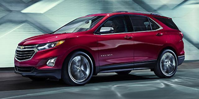 Chevrolet Equinox FWD 4dr Premier w/1LZ 2018