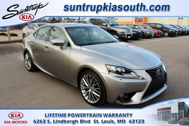 Lexus IS 250 4dr Sport Sdn Auto AWD 2014