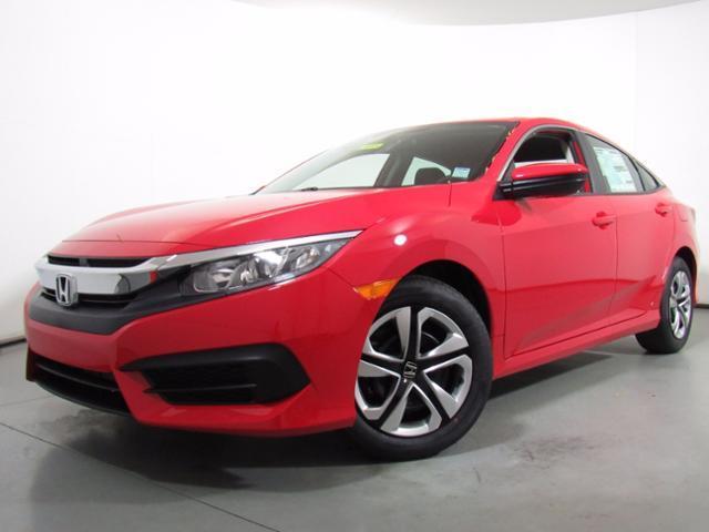 Honda Civic Sedan LX CVT 2018