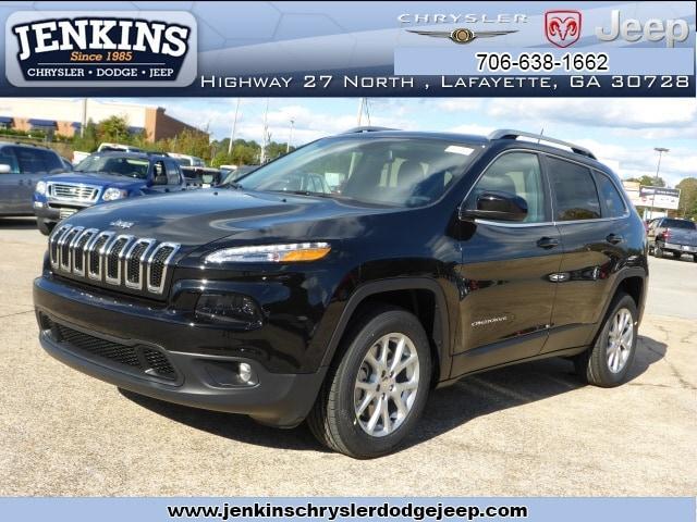 Jeep Cherokee max 2018