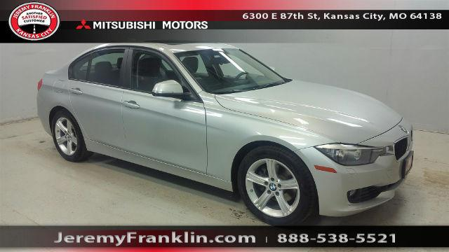 BMW 3 Series xDrive w/SULEV 2013
