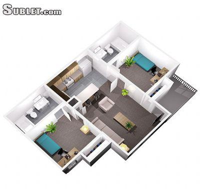 $599 Two bedroom Apartment for rent
