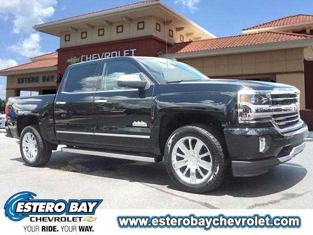 Chevrolet Silverado 1500 High Country 2017
