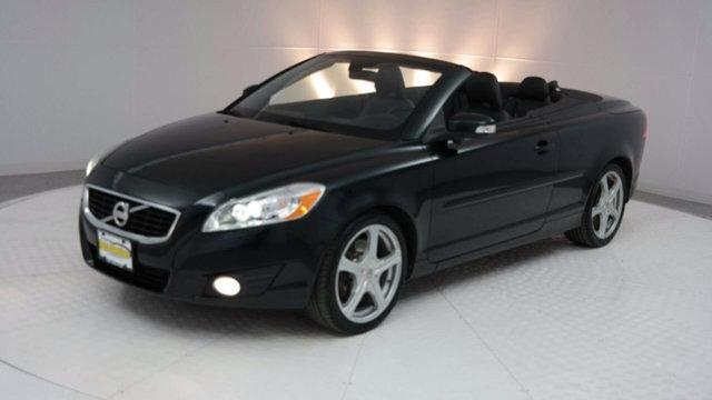Volvo C70 2dr Convertible Automatic 2011