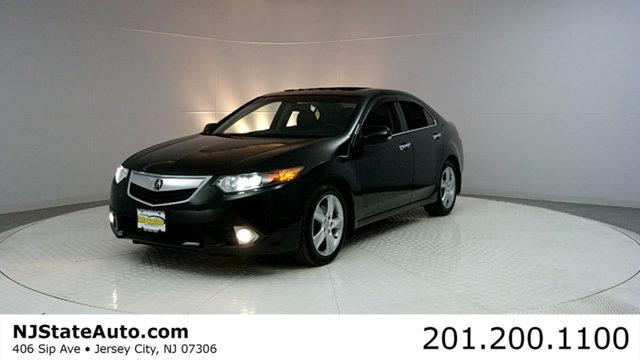 Acura TSX 4dr Sedan I4 Automatic Tech Pkg 2012