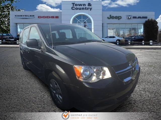 Dodge Grand Caravan American Value Pkg 2016