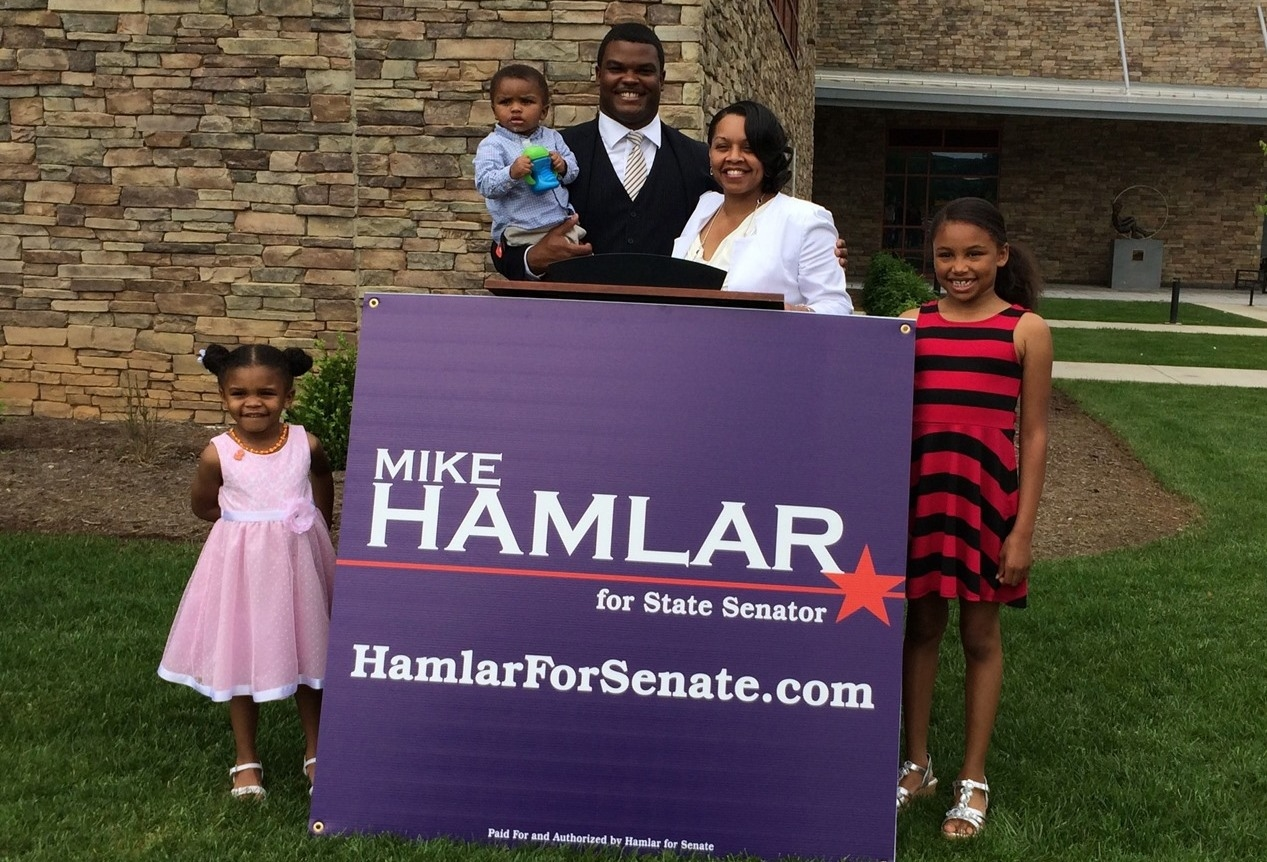 Hamlar For Senate