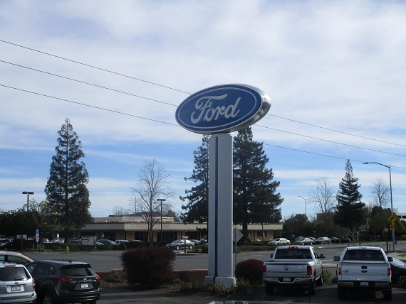 Marin County Ford