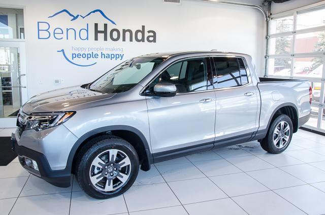 Honda Ridgeline RTL-E 2019