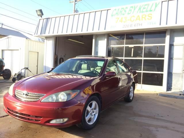 2006 Toyota Camry - SE SPORT. LEATHER. BACK UP CAM