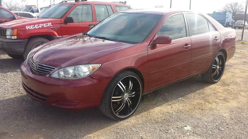 used 2006 Camry Toyota