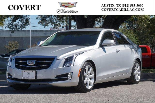 Cadillac ATS Sedan Performance RWD 2015