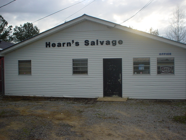 Hearn's Salvage & Wrecker Company