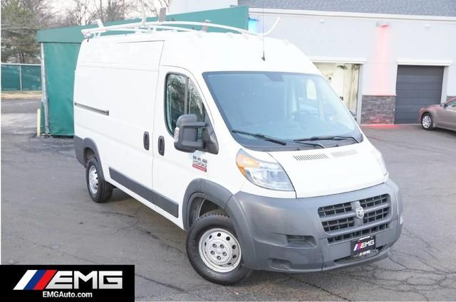 Ram ProMaster 2500 High Roof 136 Cargo 1 Owner 2015