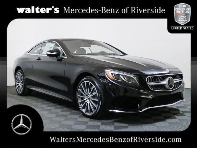 Mercedes-Benz S-Class S 550 4MATIC Coupe 2017
