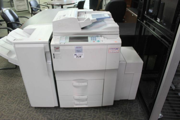 2011 Ricoh color production printer copier scanner MSRP $35,000.00