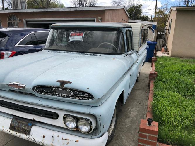 1961 Chevy C-10