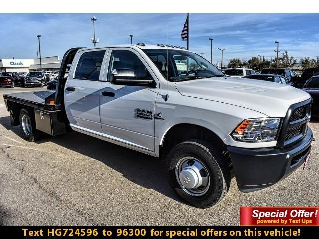 Ram 3500 Chassis Cab CREW CAB CHASSIS 2017