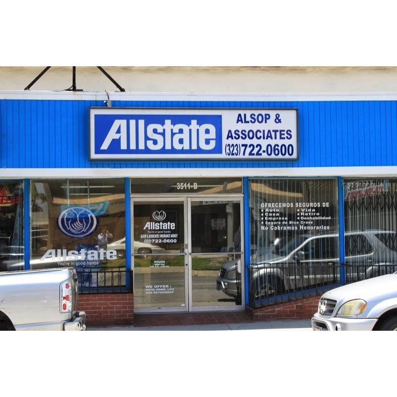 Allstate Insurance: Alsop & Associates Insurance Agency