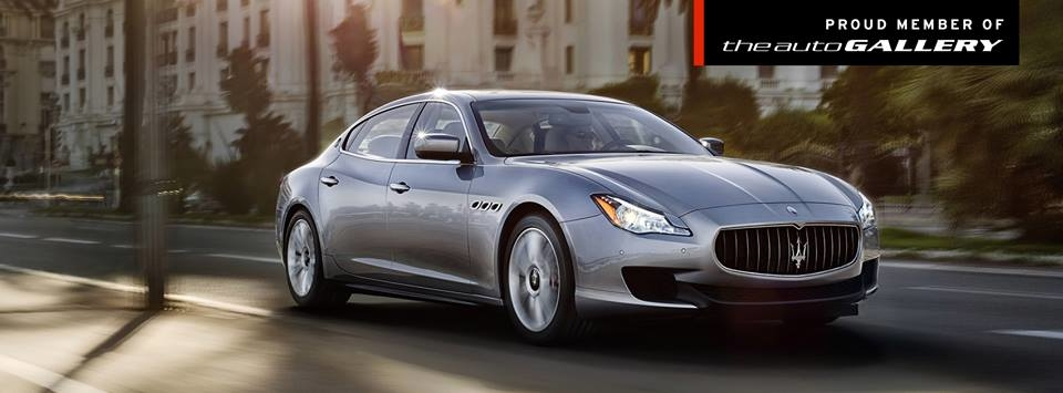Van Nuys Maserati