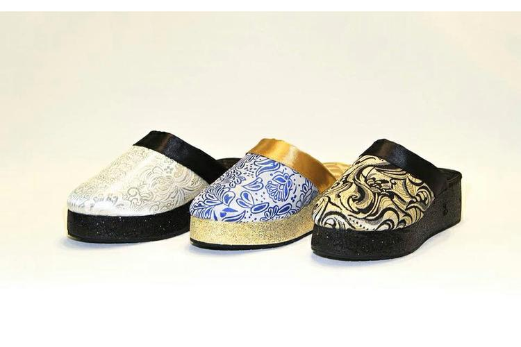 Degene Rossi – The luxury slippers getting featured in the Sellin' Ellen Show