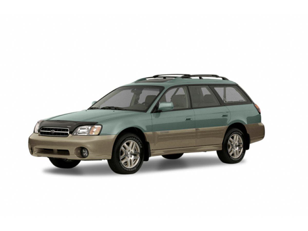 Subaru Legacy Wagon 2.5 2002