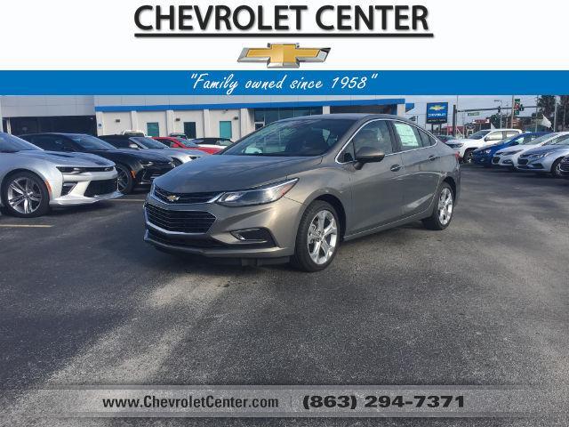 Chevrolet Cruze PREMIER SEDAN 2017