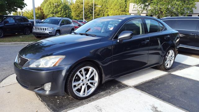 Lexus IS 250 4dr Sport Sdn Auto RWD 2007